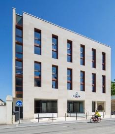 Résidence étudiante Bordeaux Garonne façade
