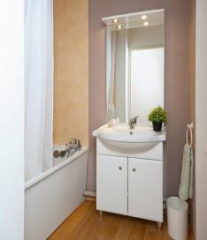 Résidence étudiante Bordeaux Garonne appartement salle de bain