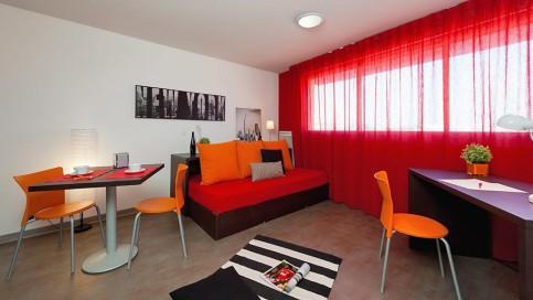 Résidence étudiante Talence Gambetta appartement