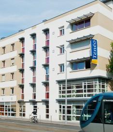 Résidence étudiante Talence Gambetta façade