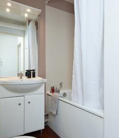 Résidence étudiante Talence Université appartement salle de bain