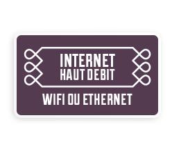 Internet haut débit