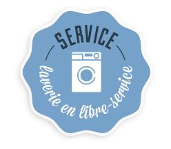 Service - Laverie libre-service