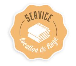 Service - Location de linge