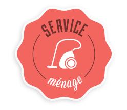 Service - Ménage