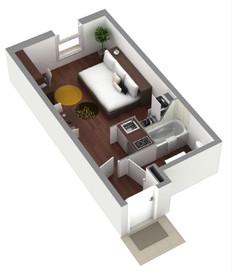 Plan Hébergement Talence Université