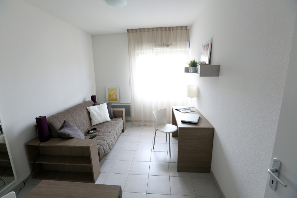 Study 39 o chambre tudiant tours for Conteneur appartement