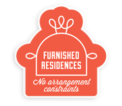 Furnished residences