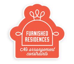 Furnished residences