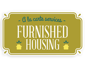 Furnished housing and à la carte services